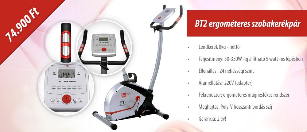 BT2 szobakerékpár