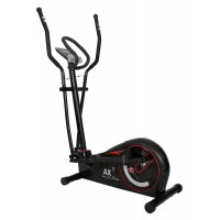 AX7 Black ergométeres elliptikus tréner